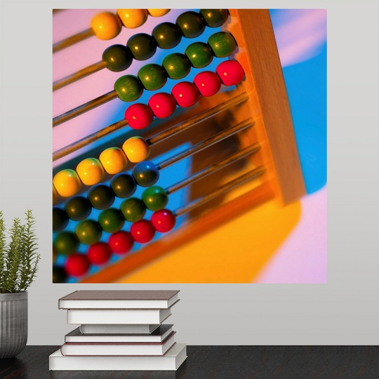 Poster Print Wall Art entitled Abacus | eBay