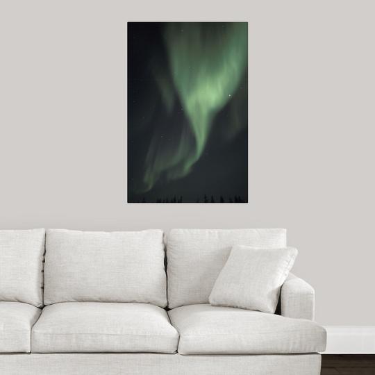 Poster-Print-Wall-Art-entitled-Canada-Manitoba-Churchill-Northern-lights