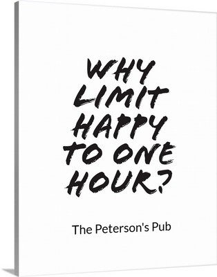 Pub Happy Hour