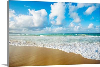 Hawaii, Maui, Baldwin Beach