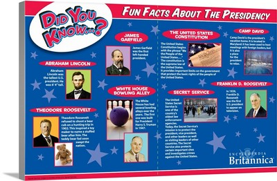 Fun Facts about the U.S. Presidents II