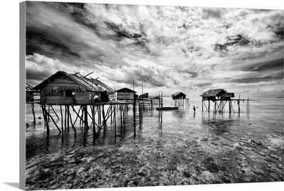 Houses Of The Bajau