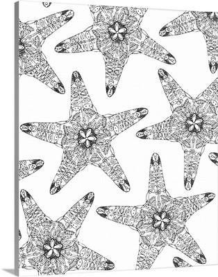 Starfish Flowers