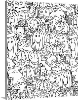 Jack-O-Lanterns II