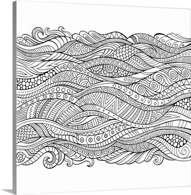 Ornamental Stripes