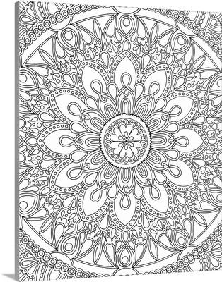 Delightful Mandala