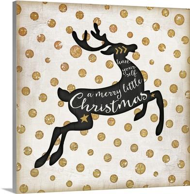 Merry Little Deer