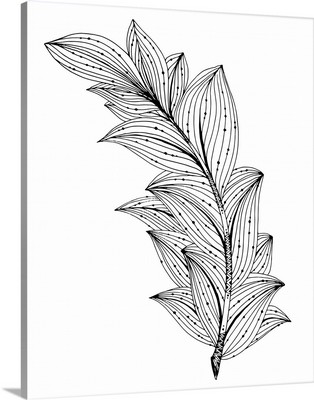 Single Leaf I