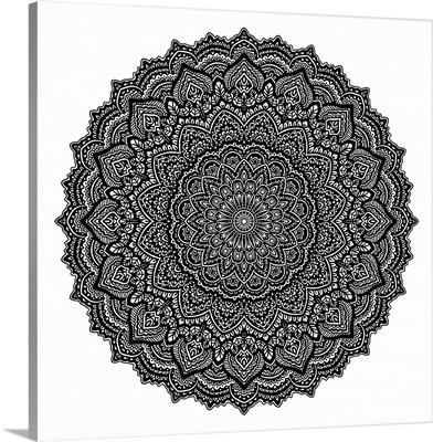 Digital Mandala V