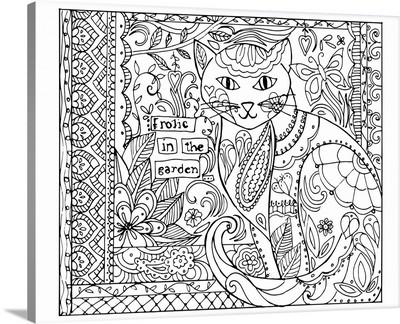 Garden Cat