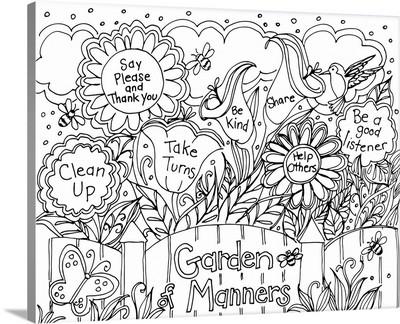 Garden Manners