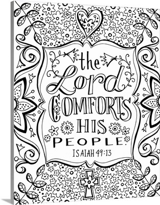 The Lord Comforts