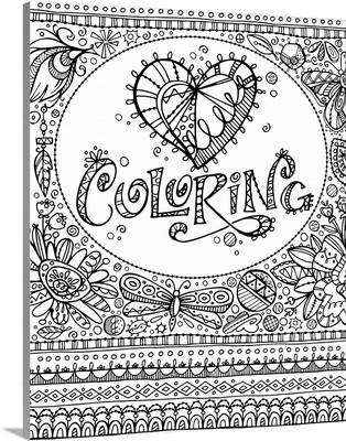 Color Me - Love Coloring