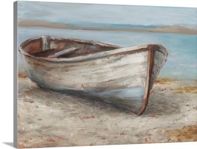 Whitewashed Boat I