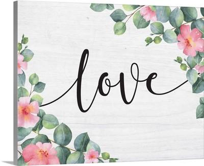 Modern Faith - Love Floral