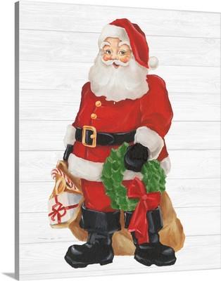 Nostalgic Santa I