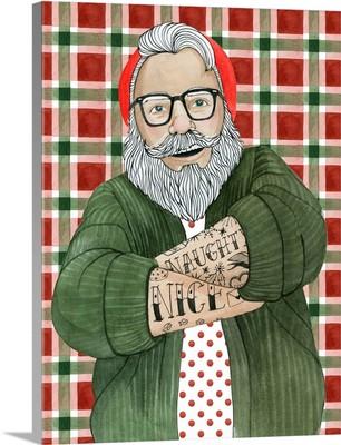 Hipster Santa II
