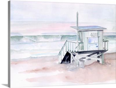 Dawn Beach Break I