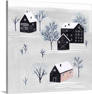 Snowy Village II