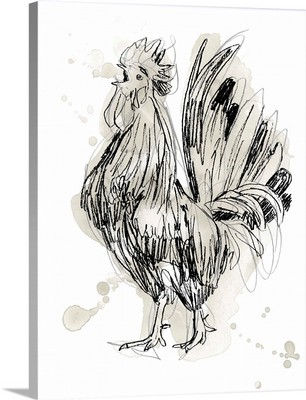 Feathered Fowl II