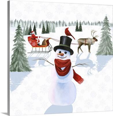 Santa's Snowmen II