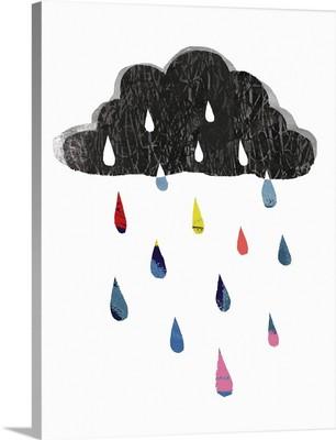 Rainy Day Rainbow I