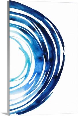 Mural - Blue Vortex II
