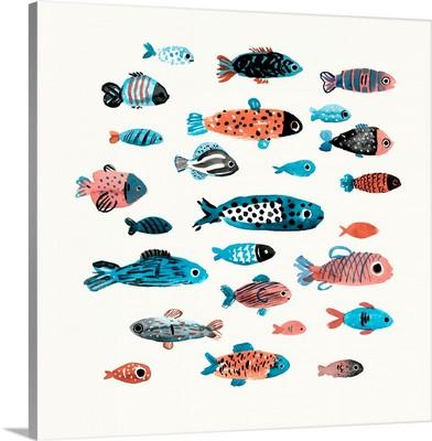 Fish School I