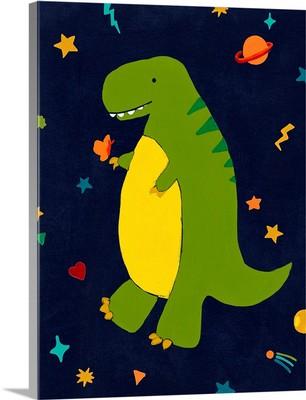 Starry Dinos III