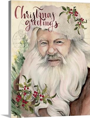 Christmas Greetings I