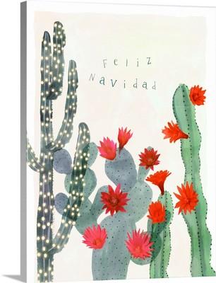 Desert Christmas Cactus II