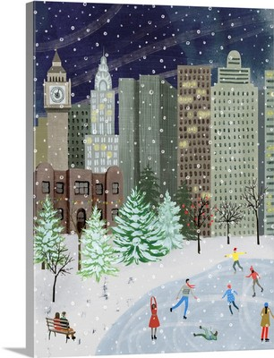 Christmas In The City I