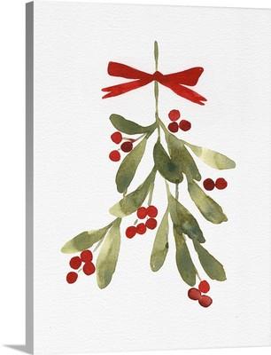 Mistletoe Bow I