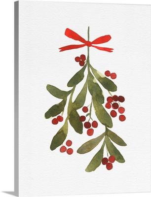Mistletoe Bow II