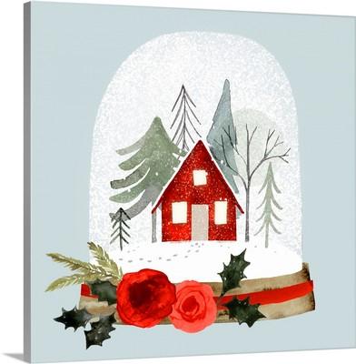 Snow Globe Village I