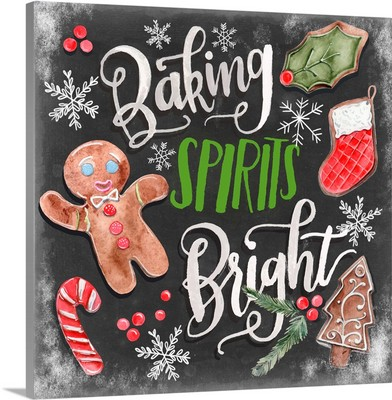 Baking Spirits Bright I