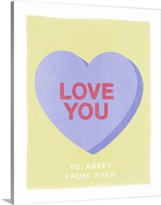 Valentine - Love You
