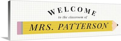 Classroom -  Pencil