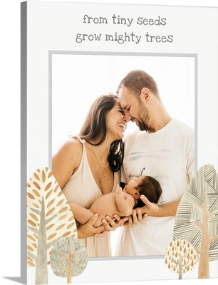From Tiny Seeds Grow Mighty Trees