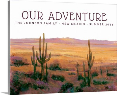 Vacation - Our Southwest Adventure