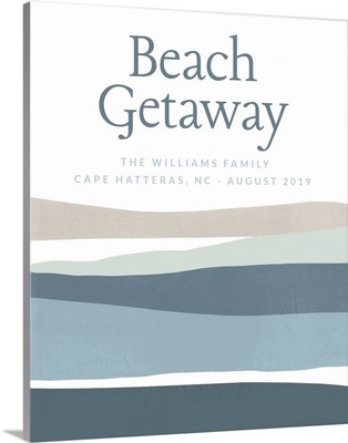 Vacation - Beach Getaway