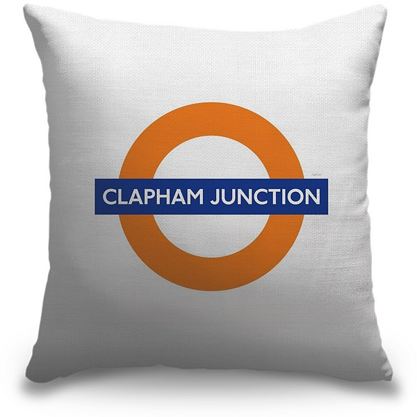 London underground clapham junction station roundel london iconic london underground station emblem for clapham junction reheart Choice Image