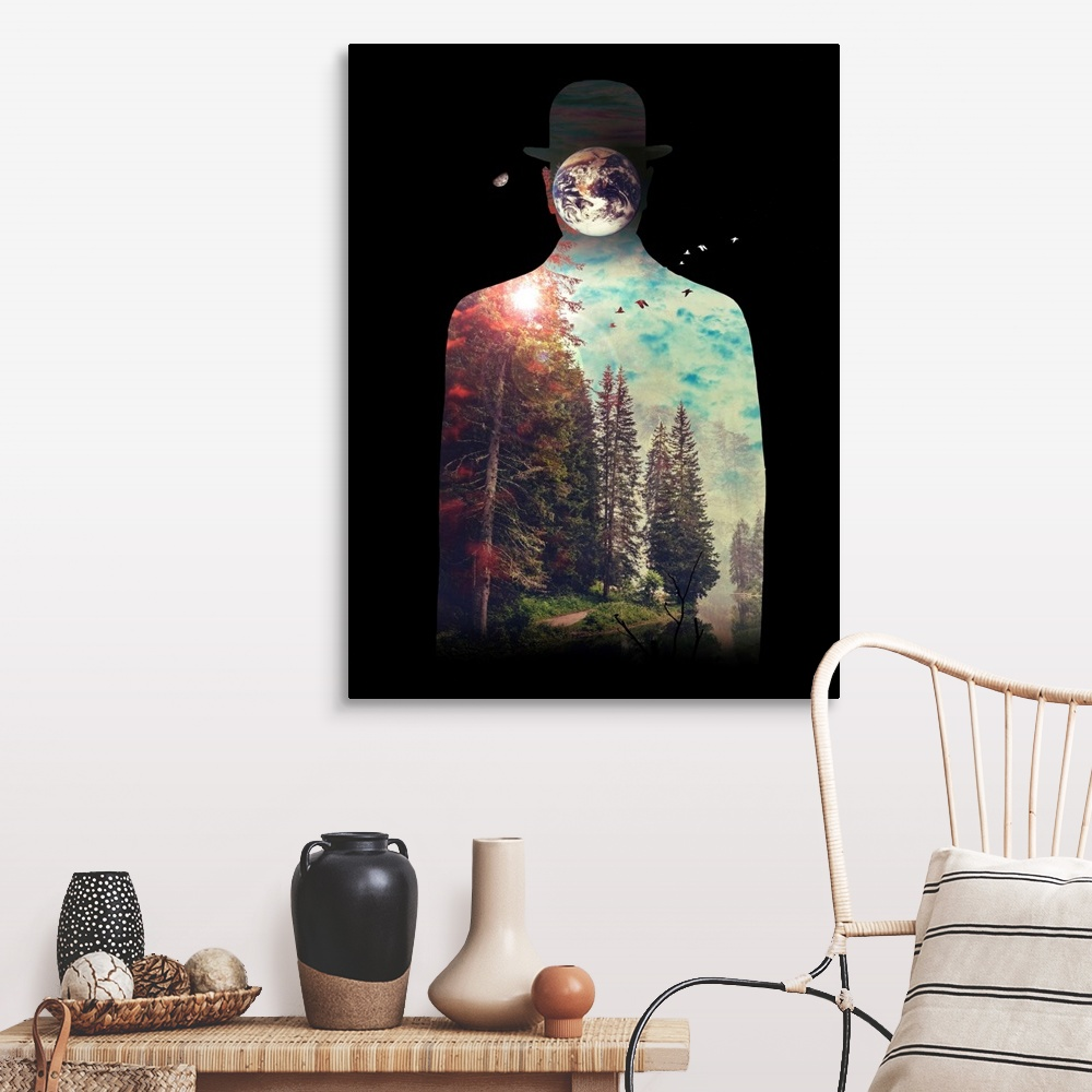 Intrinsic Elements Wall Art Canvas Prints Framed Peels Great Big